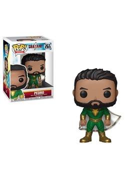 Pop! Heroes: Shazam- Pedro
