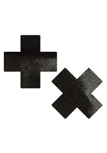 Pastease Black X Pasties1