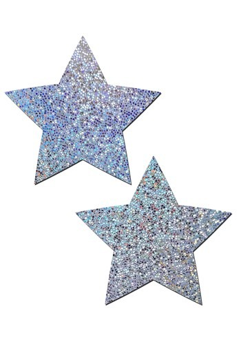 Pastease Silver Star Pasties1