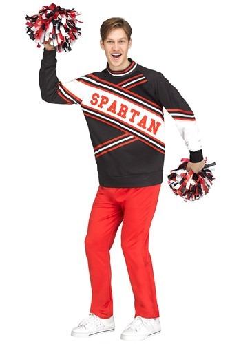 Adult Saturday Night Live Deluxe Spartan Cheerleader