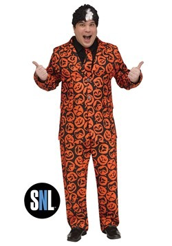 Saturday Night Live Adult Plus Size David S. Pumpk1