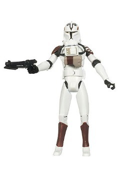 Clone Trooper Space Clone Action Figure - No. 21