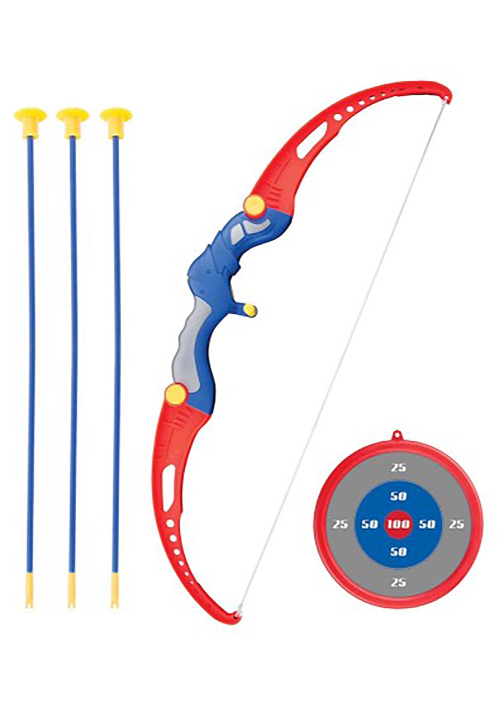 Indoor Bow & Arrow Set for Kids