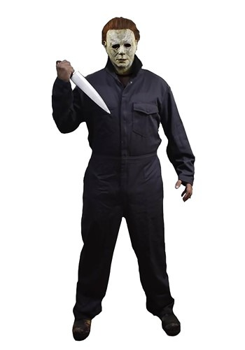 Halloween 2018 Adult Michael Myers Coveralls