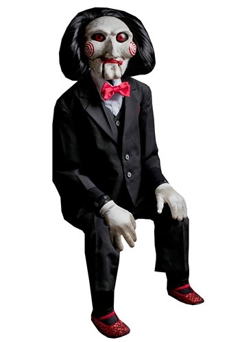 Billy Puppet Prop Saw