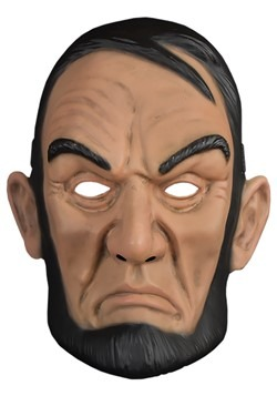 Abe Lincoln Mask The Purge