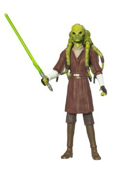 Kit Fisto Action Figure - No. 27