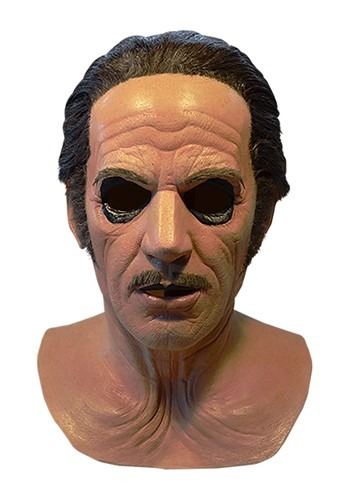 Adult Ghost Cardinal Copia Mask