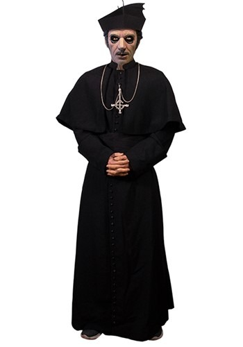 Men's Ghost Cardinal Copia Costume1