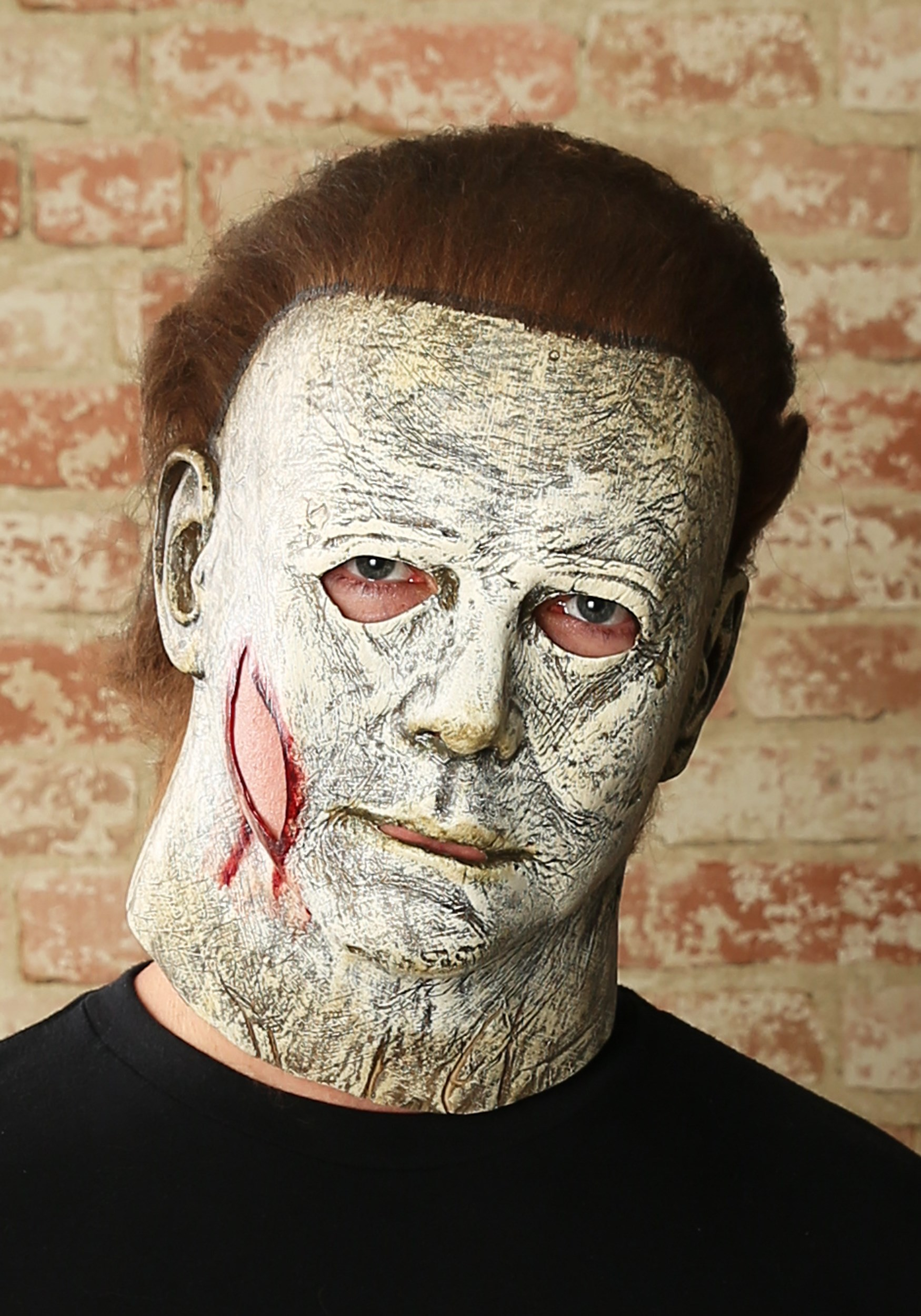 Michael Myers Mask Halloween 1.Michael Myers Final Battle Mask Halloween 2018