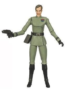 Admiral Yularen Action Figure - CW07