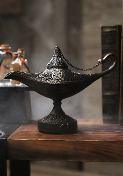 Magical Genie Lamp with Mist Decoration