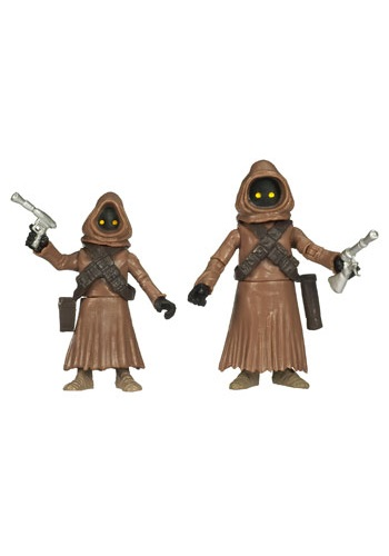 Clone Wars Jawa Action Figures - CW08