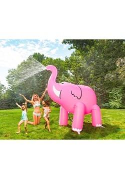 Ginormous Pink Elephant Sprinkler Alt 1