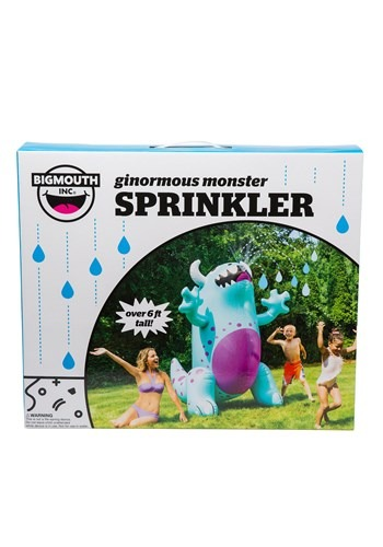 Ginormous Monster Sprinkler