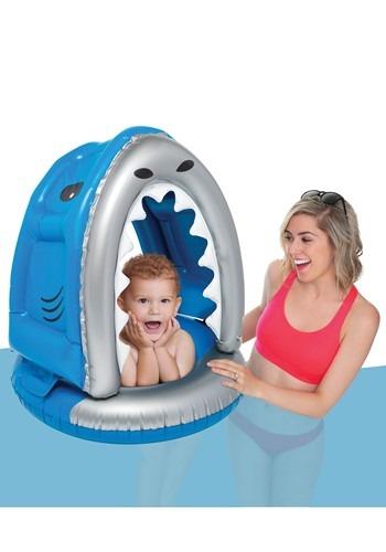Shark Lil' Canopy Float