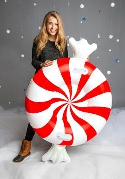 Giant Peppermint Twist Snow Tube Alt 2