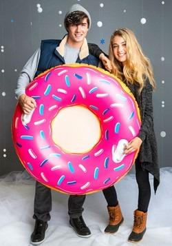 Giant Donut Snow Tube2