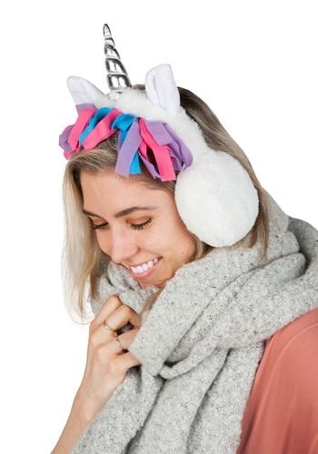 Unicorn Mane Ear Muffs