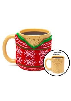 Ugly Sweater w/ removable Sweater Mug