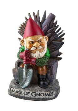 Garden Gnome Game of Gnomes update1