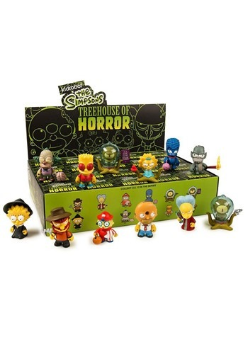 The Simpsons Tree House of Horrors Mini Series Blindbox
