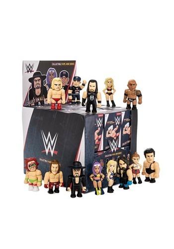 Kidrobot WWE Vinyl Mini Series Blindbox Figure