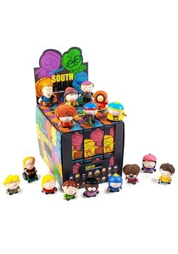 Kidrobot South Park Vinyl Mini Series 2 Blindbox new1