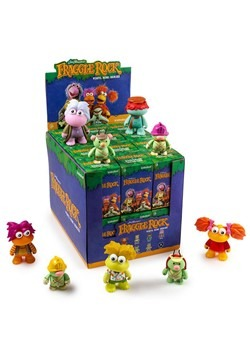 Fraggle Rock Mini Series Blindbox