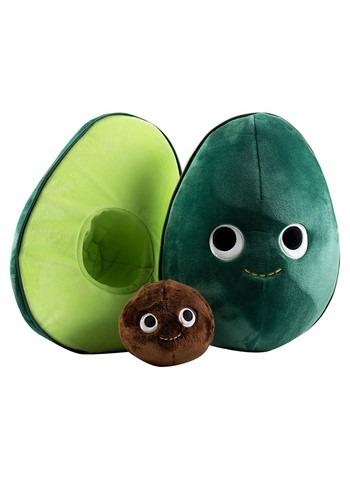 Yummy World Eva the Avocado Large Plush