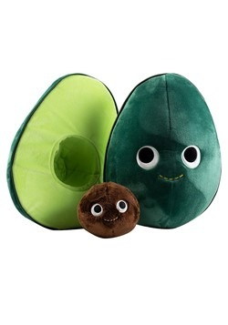 Yummy World Eva the Avocado Large Plush