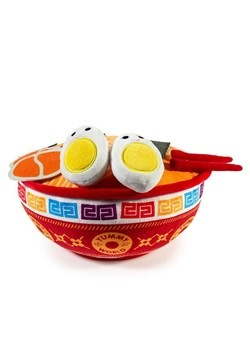 Yummy World Nicole The Ramen Bowl Large Plush 1