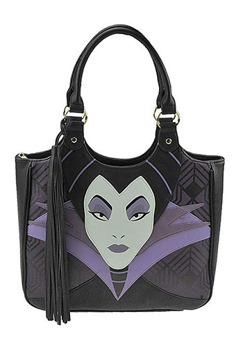 Loungefly Maleficent Faux Leather Handbag