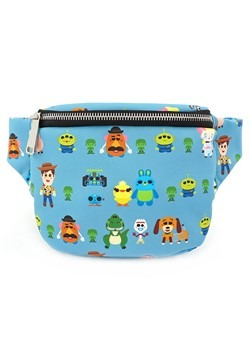 Loungefly Toy Story Character Print Faux Leather F