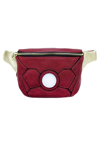 Loungefly Marvel Iron Man Faux Leather Fannypack