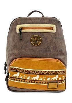 Loungefly Disney's Lion King Faux Leather Backpack
