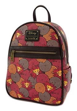 Loungefly Disney's Lion King Faux Leather Mini Bac
