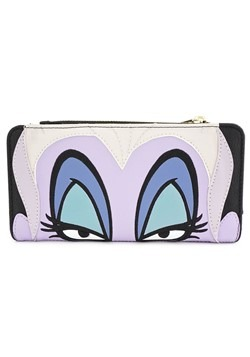 Loungefly The Little Mermaid Ursula Faux Leather Wallet
