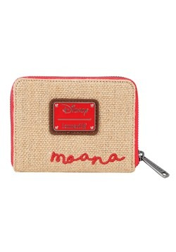 Loungefly Moana Canvas and Burlap Mini Wallet Alt 1 upd