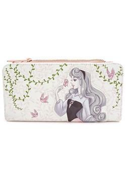 Loungefly Sleeping Beauty Aurora Faux Leather Wallet