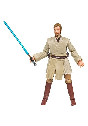 Saga Legends Obi Wan Kenobi Action Figure