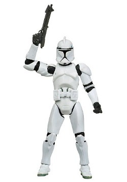 Saga Legends Clone Trooper Action Figure