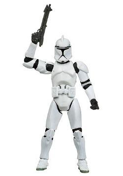 Saga Legends Clone Trooper Action Figure
