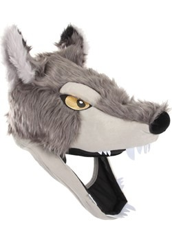 Jawesome Hat Wolf