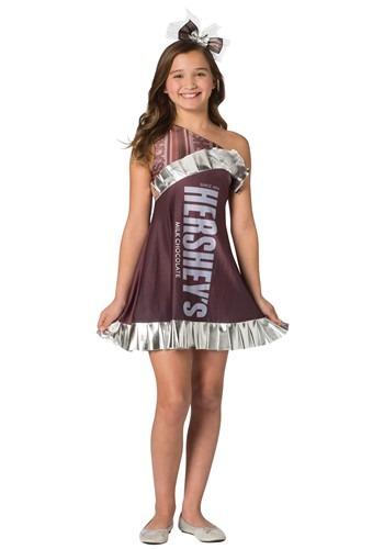 Tween Hershey's Bar Costume