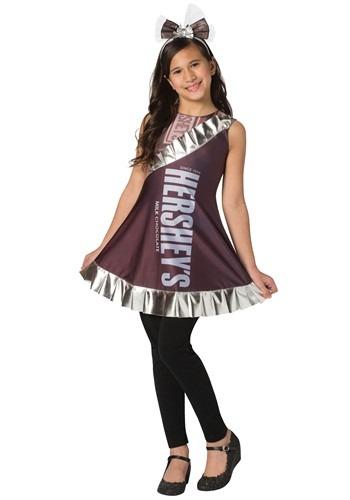 Hershey's Bar Girl's Costume