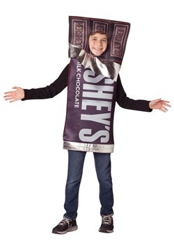Hershey's Candy Bar Kids Costume