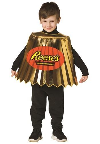 Kid's Reese's Mini Cup Costume