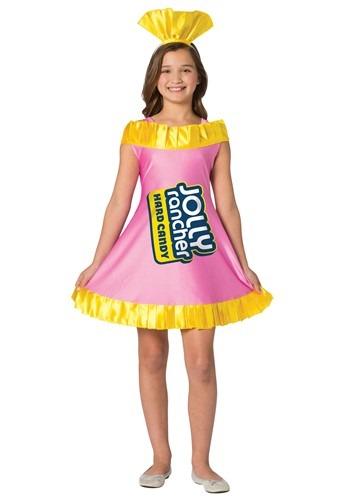 Jolly Rancher- Tween Watermelon Jolly Rancher Costume
