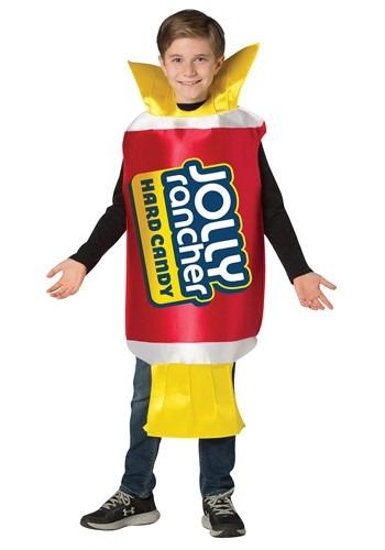 Tween Cherry Jolly Rancher Costume